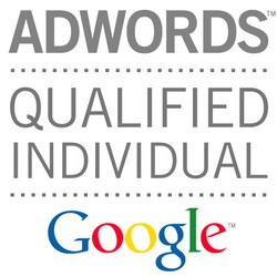 Google AdWords (SEA) Qualified Individual - Koen Beeren