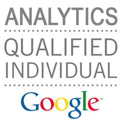 Google Analytics Qualified Individual - Online marketing