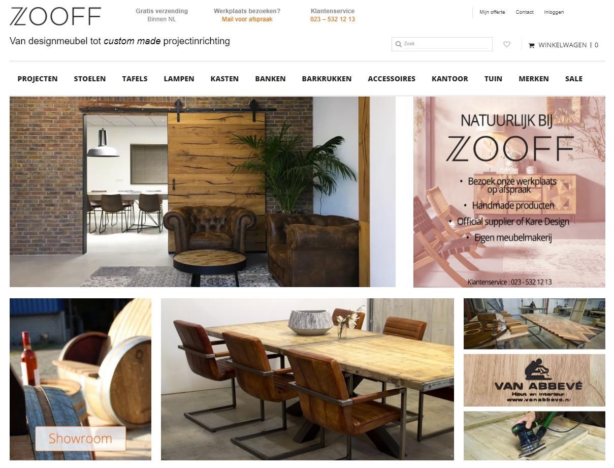 SEO Website - Zooff Magento